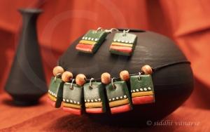 Terracotta Jewelry Shoot